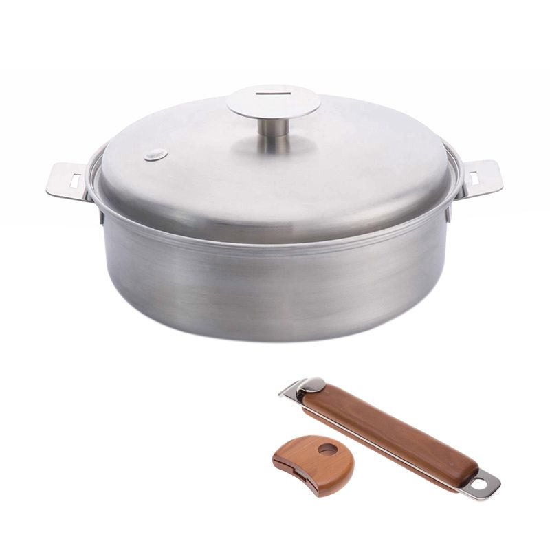 Cooks Habit Detachable Waterless Covered Sautepot Panci [26 cm]