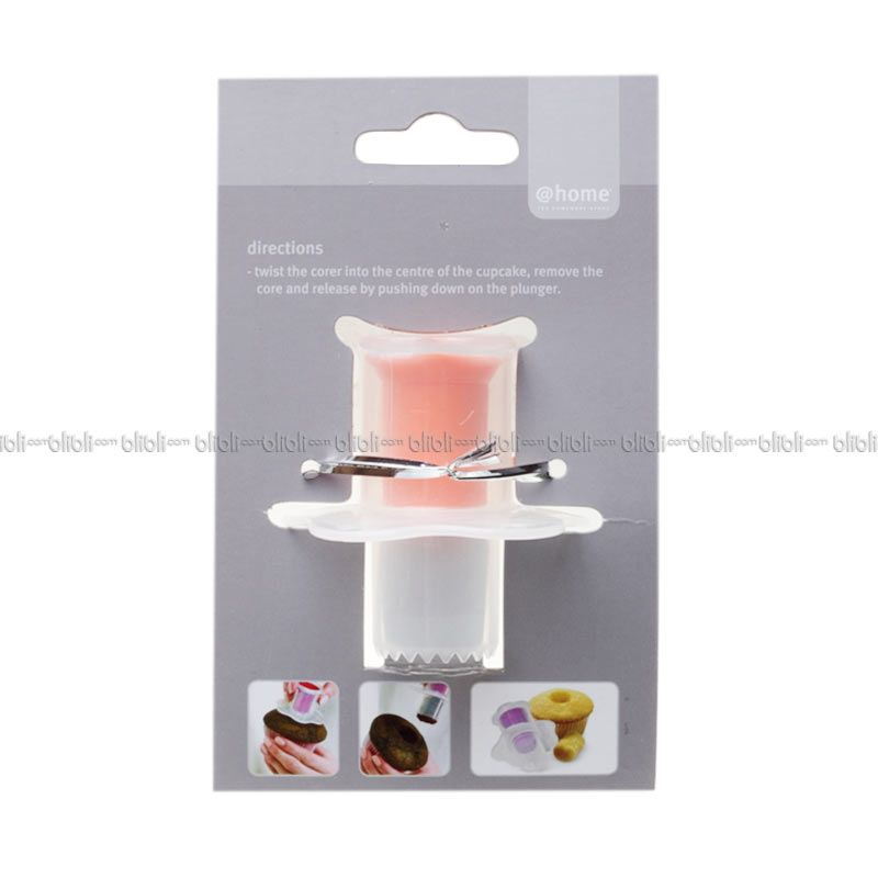 Cooks Habit Cupcake Corer Orange
