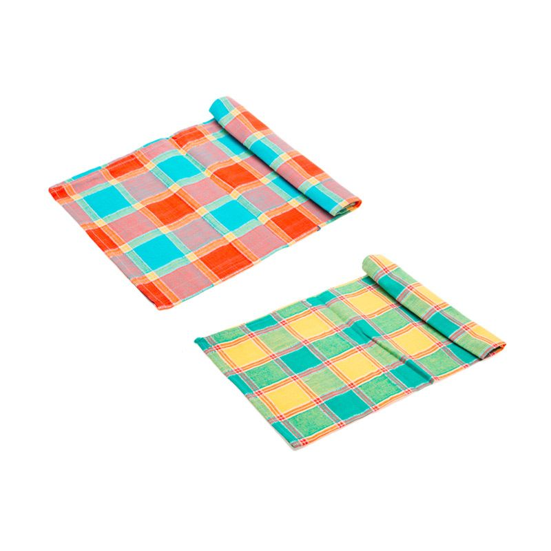 Cooks Habit Grange Green Orange Serbet [2 Pcs]