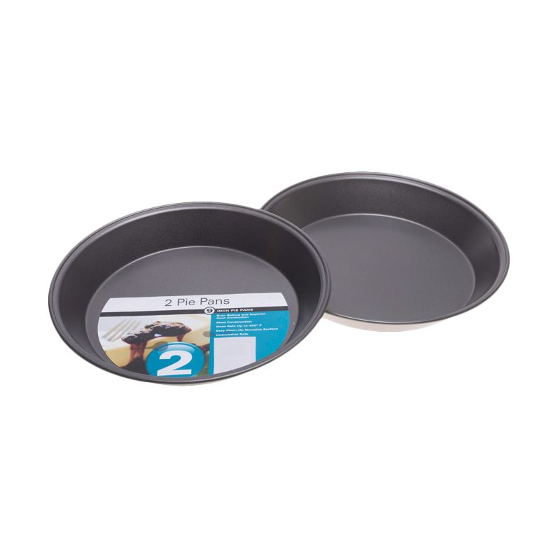 Cooks Habit Pie Pan Loyang Kue [9 Inch/ 2 Pcs]