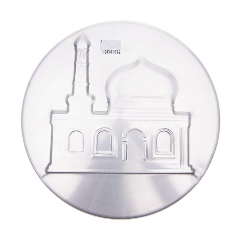 Cooks Habit Short Mosque Mold Cetakan Kue [24 cm]