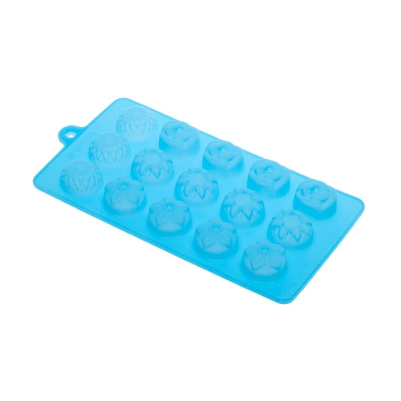 Cooks Habit Silicone Mould 4 Seasons Blue Cetakan Kue