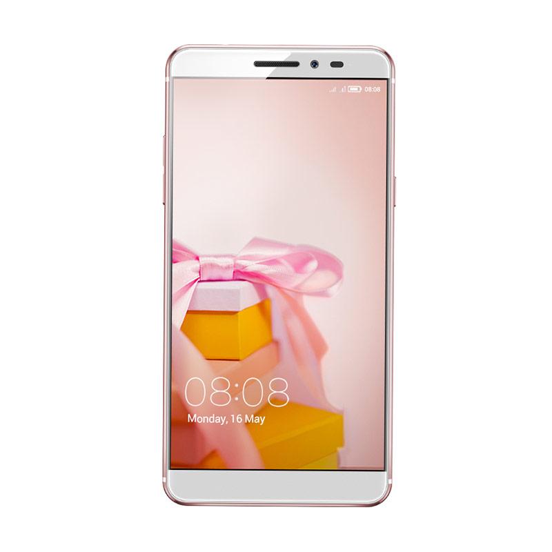Coolpad Max Smartphone - Rose Gold [4 GB/64 GB]