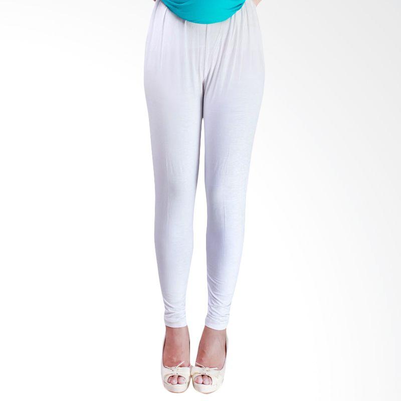 Copas Special White Cotton Spandex Long Legging