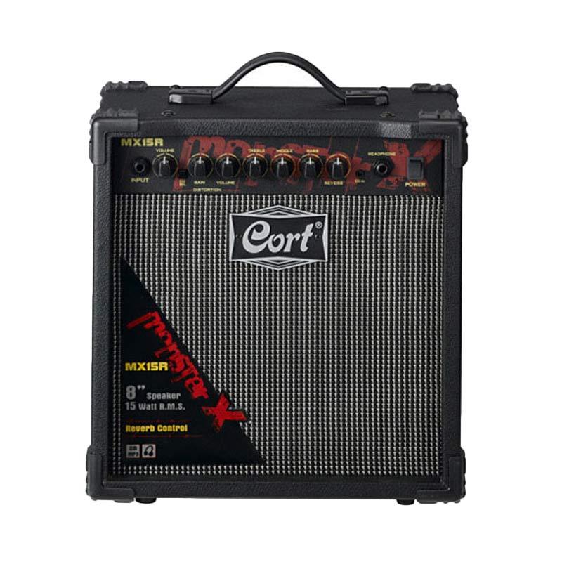 harga Cort MX15R Guitar Amplifier [15 W] Blibli.com