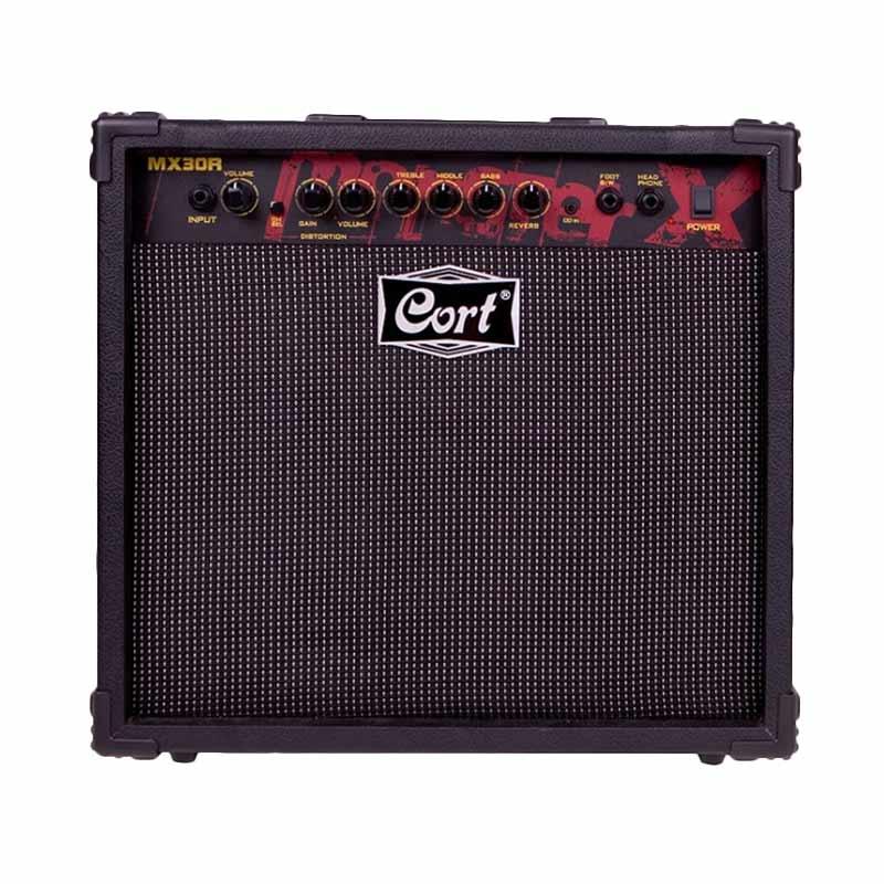 harga Cort 30w MX30R Guitar Amply Blibli.com