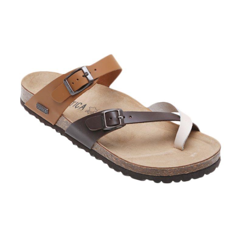 Cortica Hecate CM-2005 Multibrown Sandal Pria