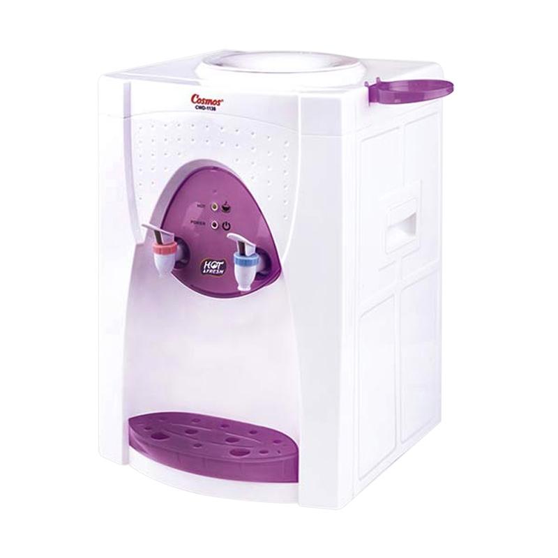 Cosmos CWD1138 Portable Dispenser Air - Ungu