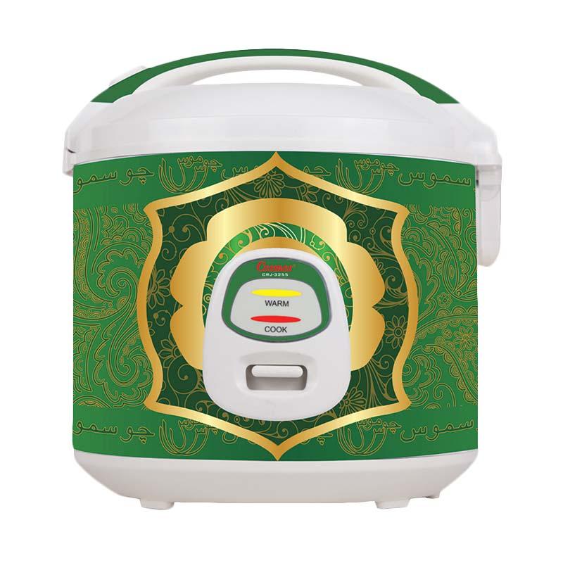 Cosmos CRJ-3255 Rice Cooker [1.8 Liter]