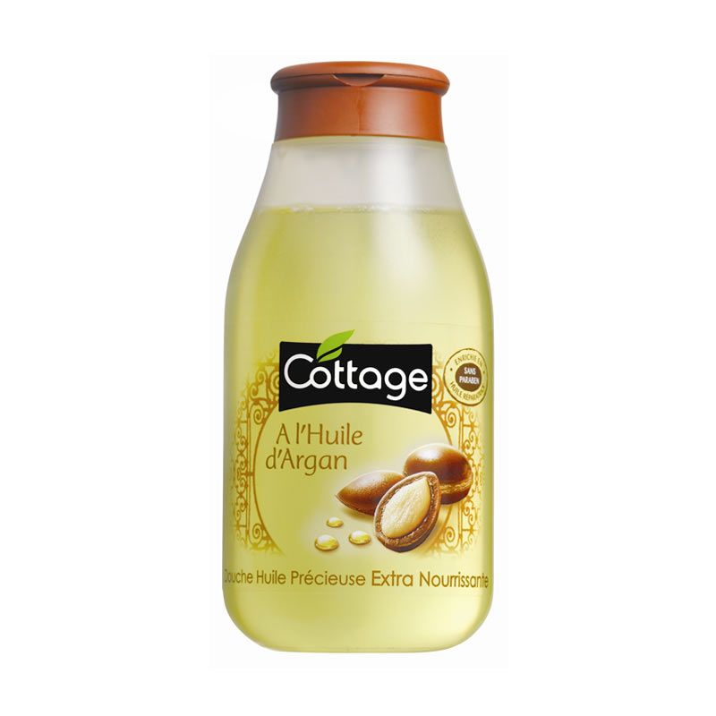 Cottage Extra Nourishing Precious Oil Shower - With Argan Oil