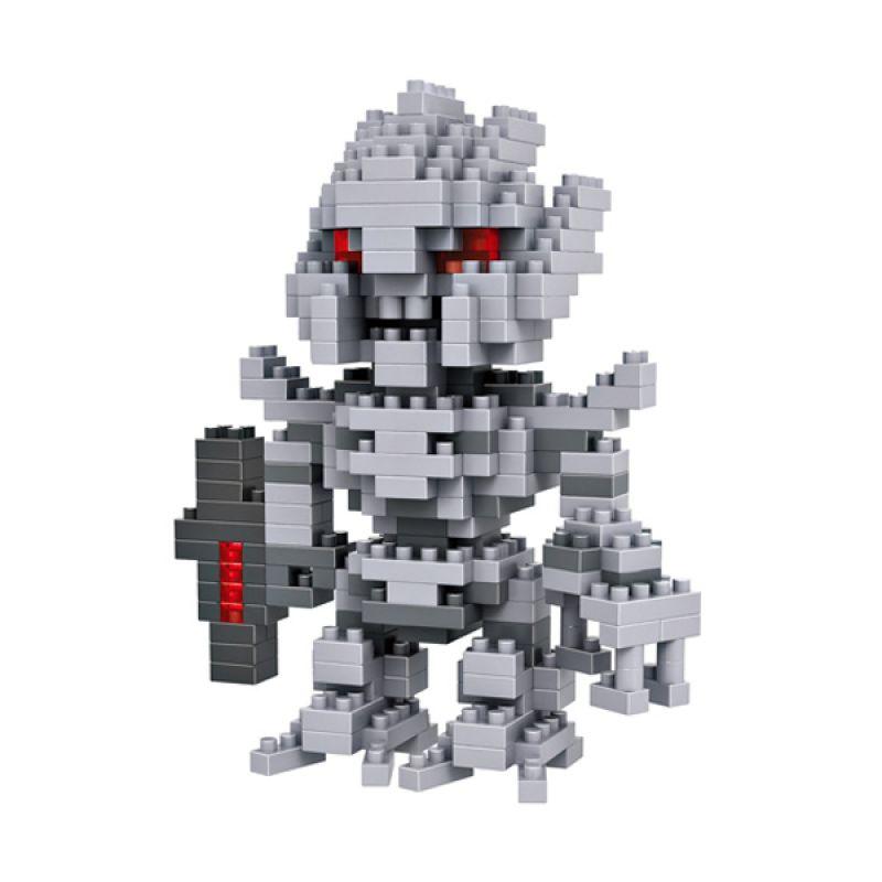 Loz Galvatron Diamond 9403 Mainan Block dan Puzzle [Large]