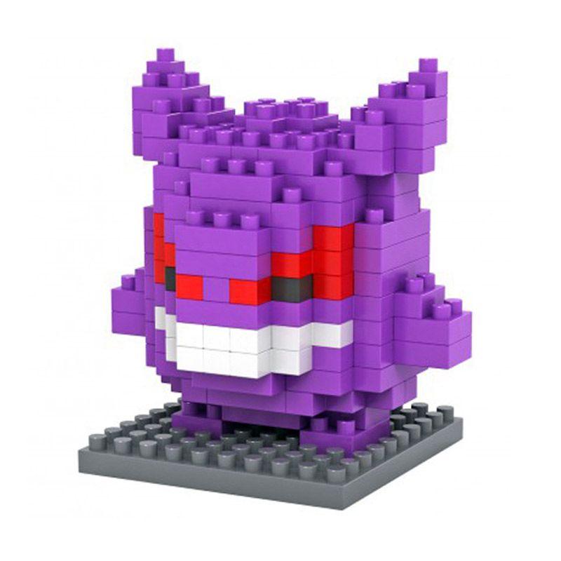 Loz Gengar 9138 Diamond Mainan dan Puzzle [Medium]