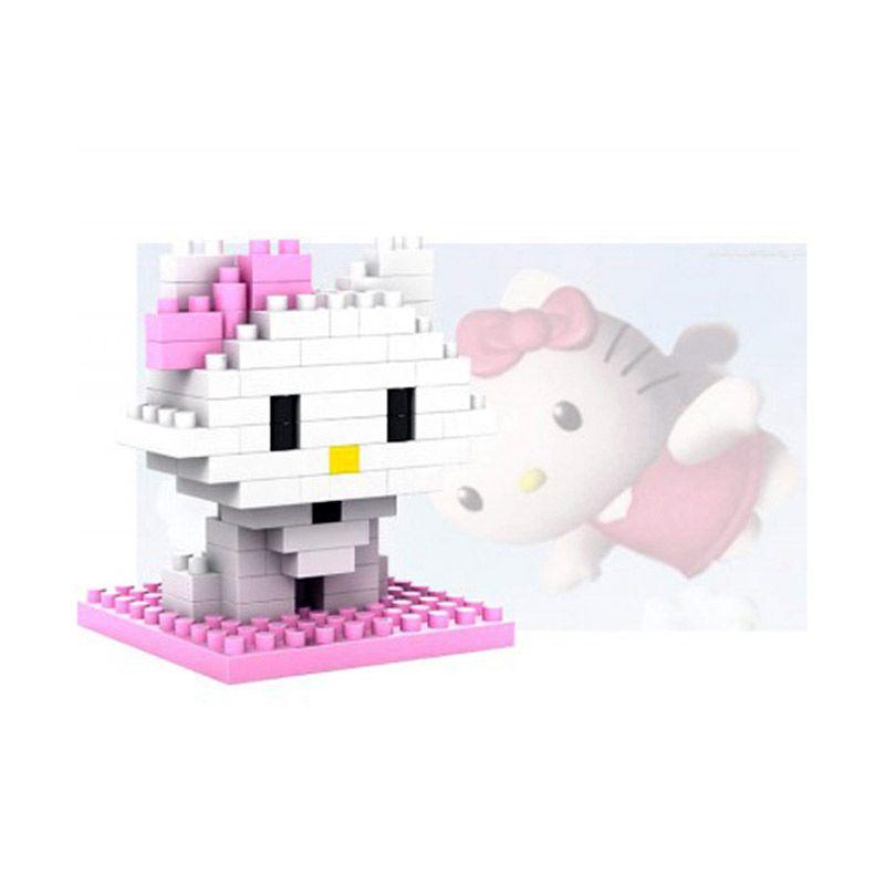 Loz Gift Series Lovely Girls Mimmy 9101 Diamond Small Mainan Blok dan Puzzle [Small]