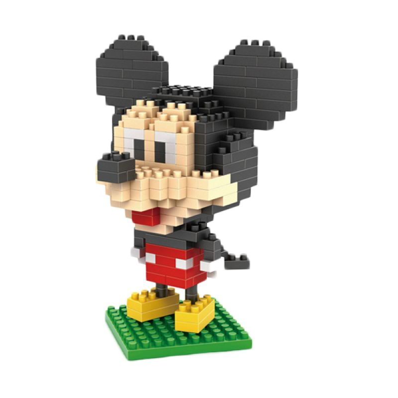 Loz Mickey Diamond 9413 Mainan Block dan Puzzle [Large]
