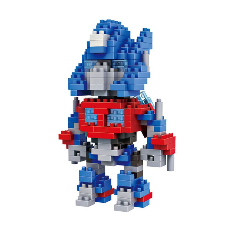 LOZ OPTIMUS PRIME 9402 Diamond Block Mainan Anak [Large]