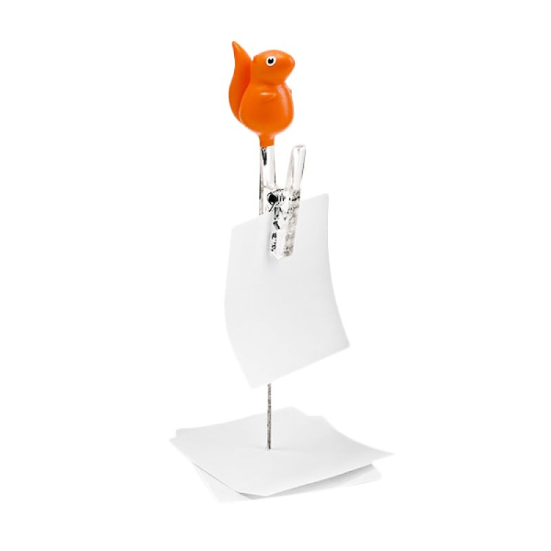 Cottonwood Qualy QL10089 Orange Note Holder