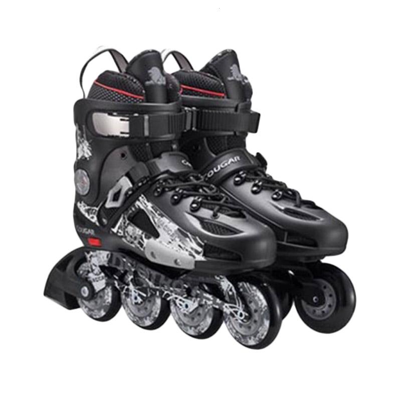 Cougar Dstroyer MZS507 Sepatu Roda - Black