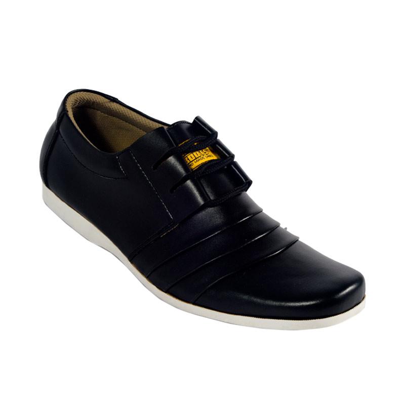 Country Boots Slip On Yukka Sepatu Pria - Black
