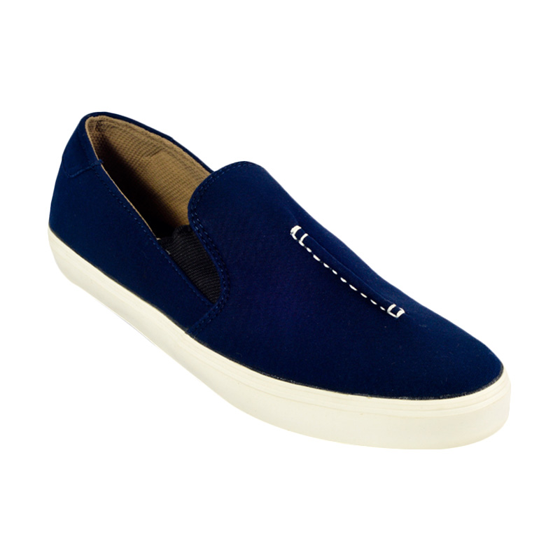 Country Boots Sneakers Sepatu Pria - Blue Ocean
