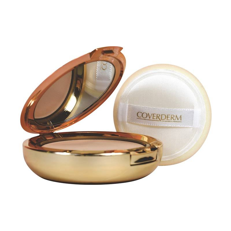 Coverderm Compact Powder Normal Skin #3