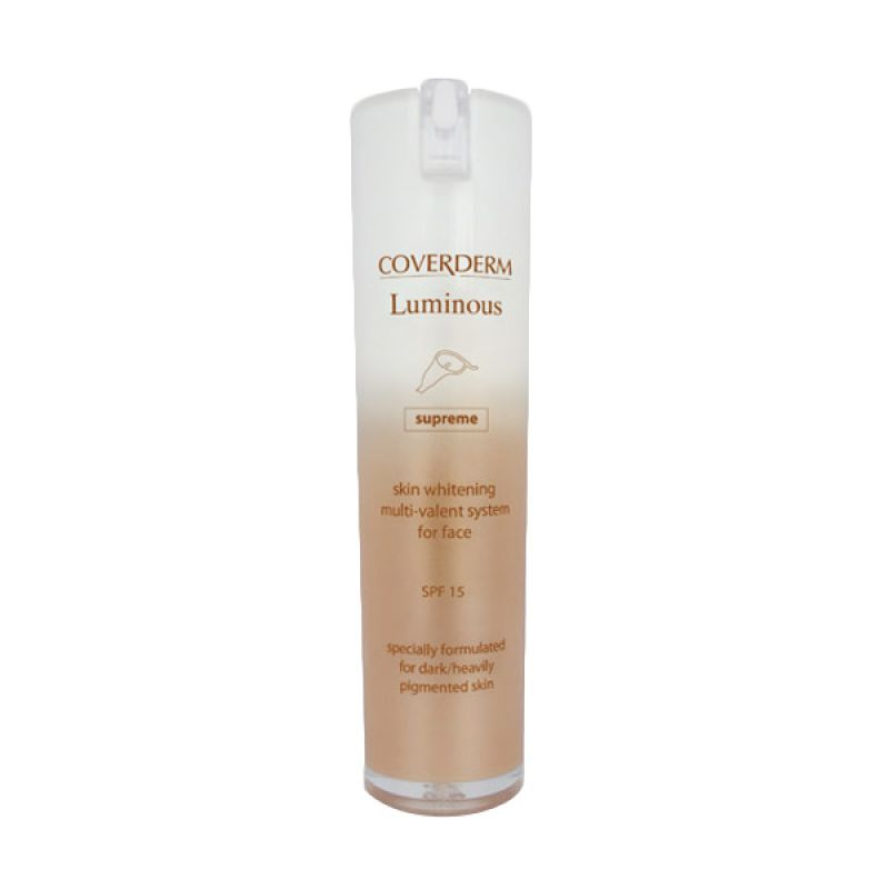 Coverderm Luminous Supreme Dispensere 30 ml