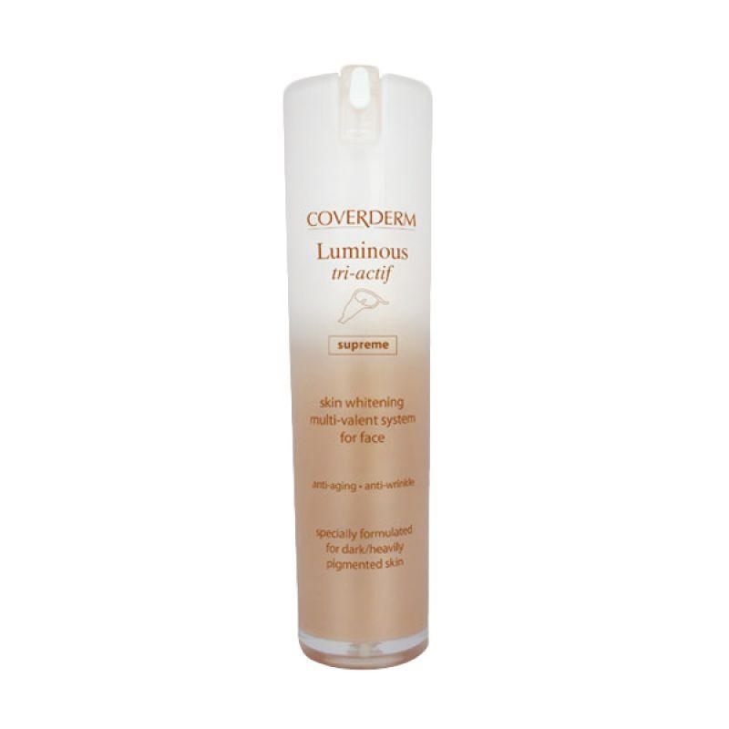 Coverderm Luminous Supreme Tri-Actif Dispenser 30 ml