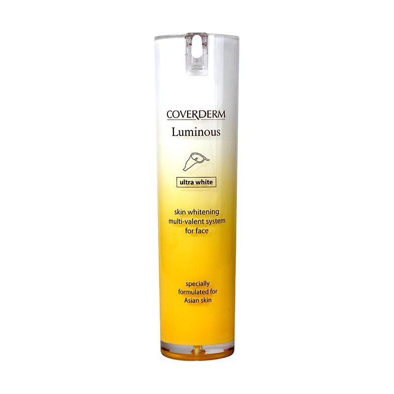 Coverderm Luminous Ultra White Cream Wajah [30 mL]