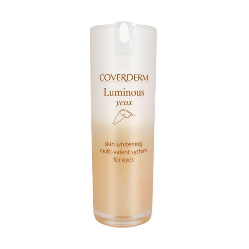 Coverderm Luminous Ultra White Yeux Dispensere 15 ml