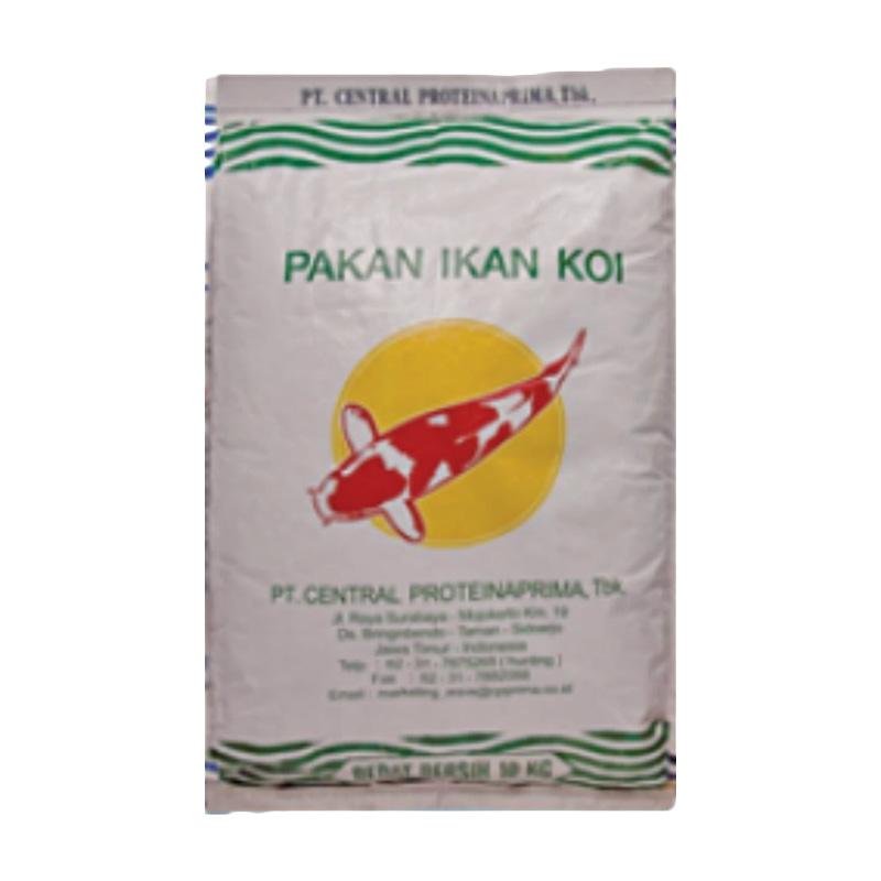 CP Petfood Fish Food Pakan Koi - Red [2 mm/10 kg]