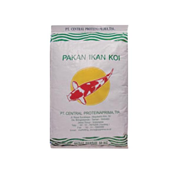 CP Petfood Natural Fish Food Pakan Koi [5 mm/10 kg]
