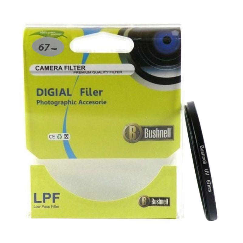 Bushnell UV 67mm Filter Lensa