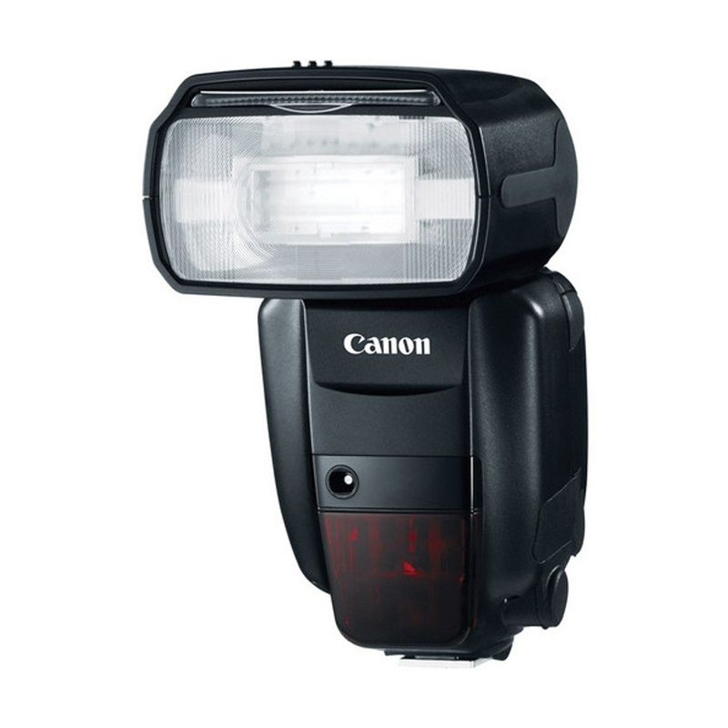 Canon 600EX Speedlite RT Hitam Flash Kamera