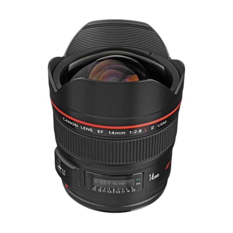 Canon EF 14mm f/2.8L II USM Lensa Kamera