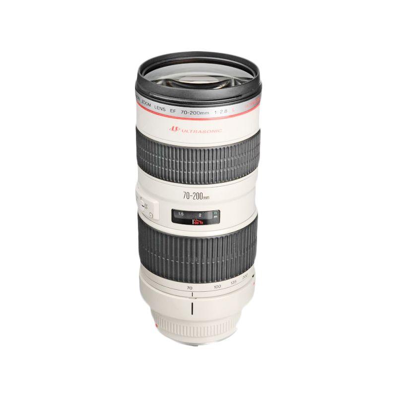 Canon EF 70-200mm f/2.8L USM Lensa Kamera