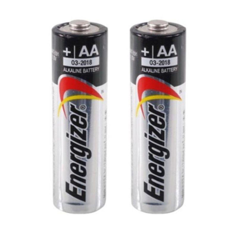 Energizer Alkaline AA 2 Pack