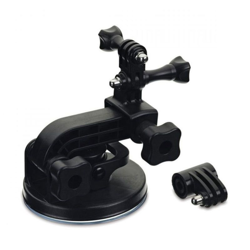 GoPro GP230 Suction Cup Black Mount