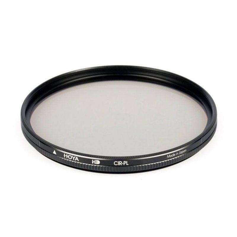 Hoya CPL HD 72mm Hitam Filter Lensa