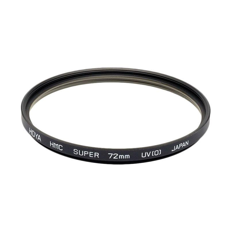 Hoya HMC Super UV(0) 58mm Hitam Filter Lensa