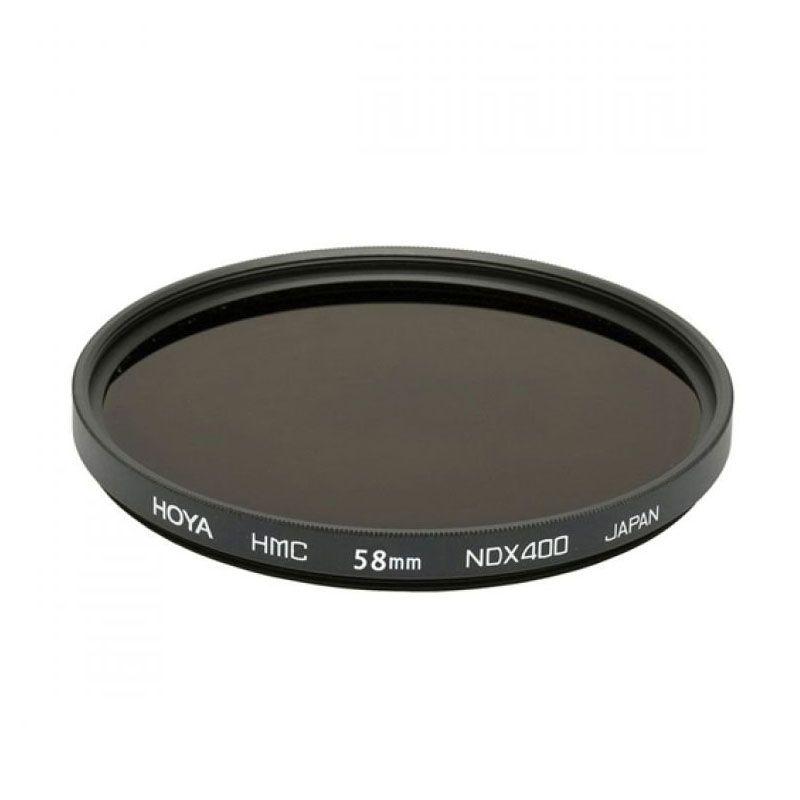 Hoya ND400 HMC 82mm Hitam Filter Lensa