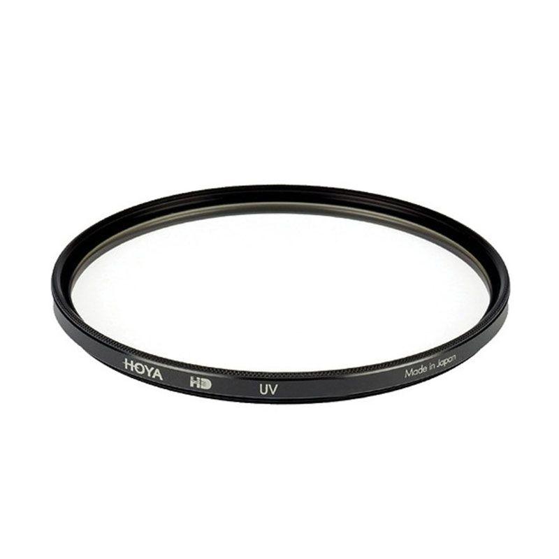 Hoya UV HD Digital 58mm Hitam Filter Lensa