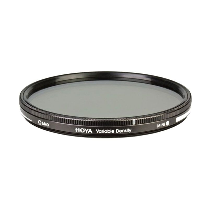 Hoya Variable Density 67mm Hitam Filter Lensa
