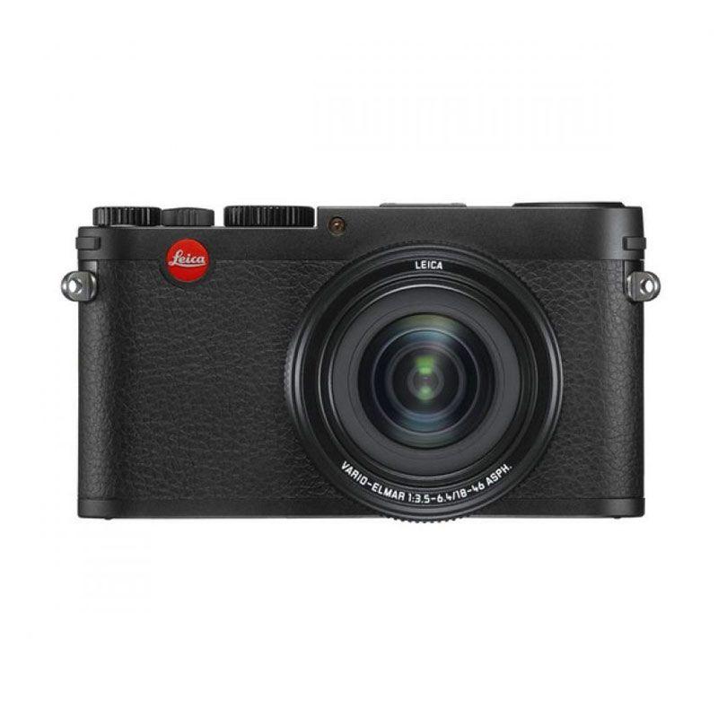 Leica X Vario Hitam Kamera Pocket