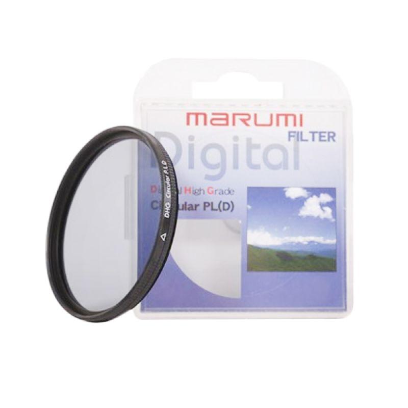 Marumi DHG Circular PL D 58mm Filter Lensa