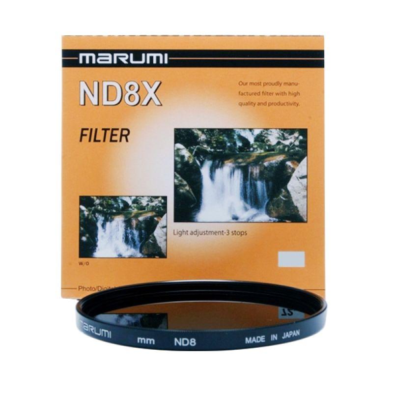 Marumi ND8X 62mm Filter Lensa