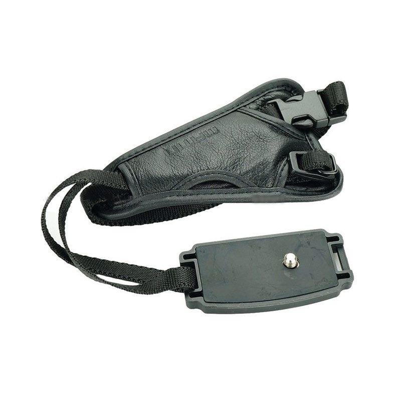 Matin Camera Grip III Hitam Strap Kamera