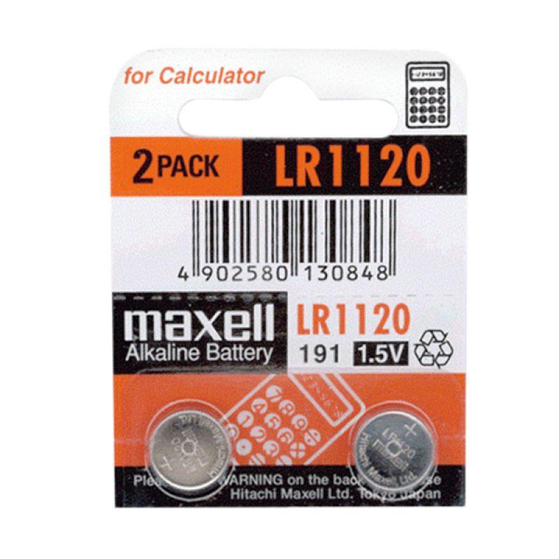 Maxell LR1120 1.5V Baterai