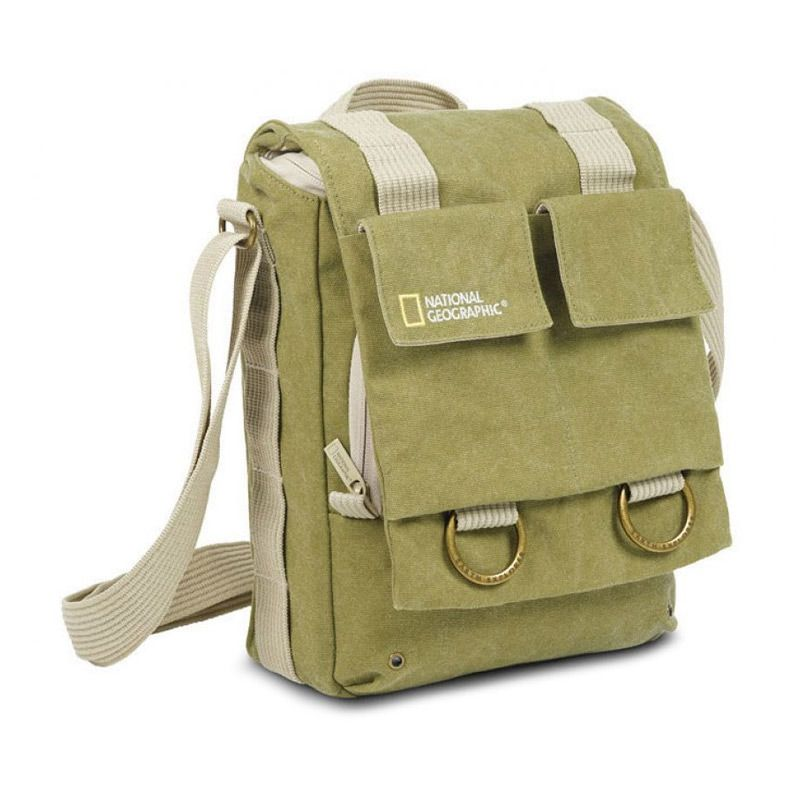 National Geographic NG 2300 Hijau Tas Kamera