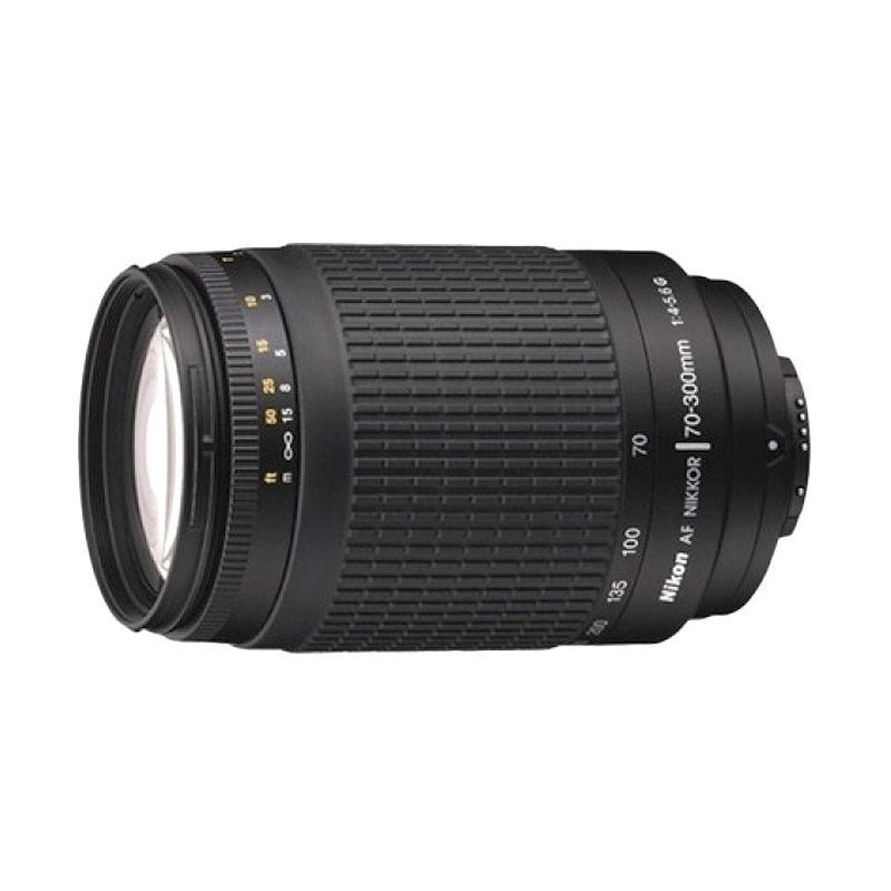 Nikon AF 70-300mm f/4-5.6 G Lensa Kamera