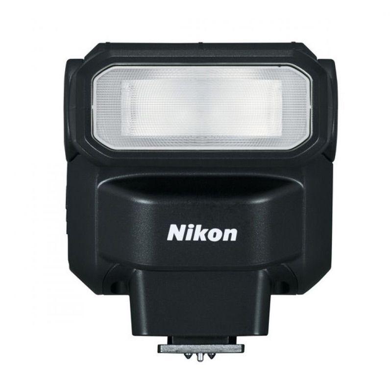 Nikon SB-300 Hitam Flash Kamera