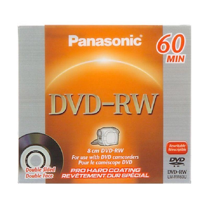 Panasonic DVD RW [60 min / 6 Pcs]